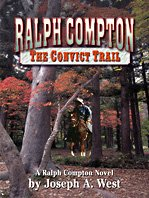 book cover of The Convict Trail
