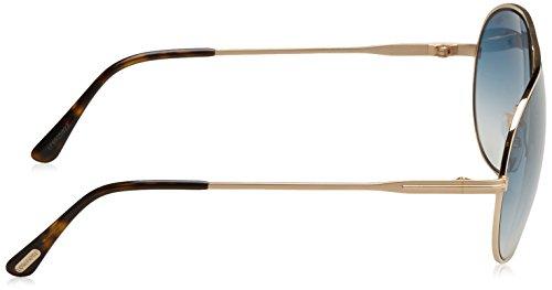 3f6172c1bd90b Tom Ford FT0450 S CLIFF Unisex Metal Sunglasses - Buy Online in UAE ...