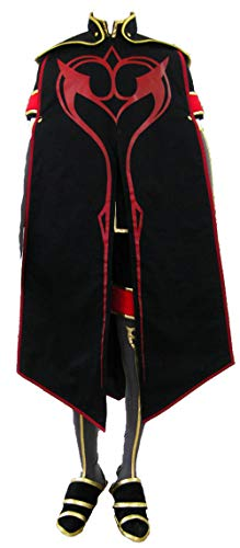 Chong Seng CHIUS Cosplay Costume Outfit for