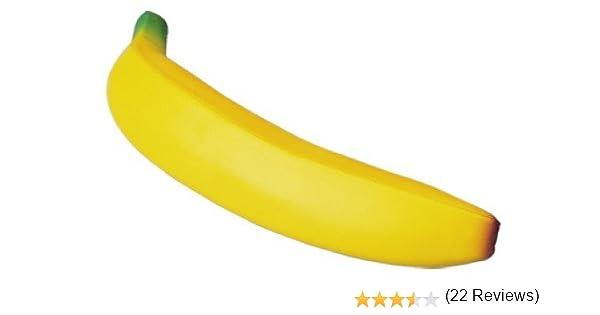 Pelota Antiestrés de plátano: Amazon.es: Juguetes y juegos