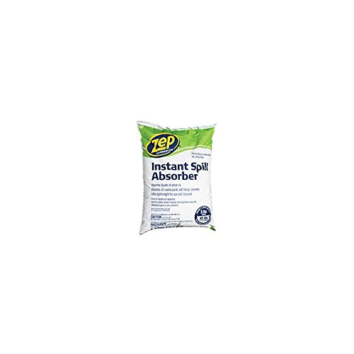 Zep Commercial ZUABS3 3 Lb Instant Spill Absorber by Zep