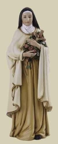 St Therese Statue - Saint Joseph's Studio St. Therese * Saint Catholic Confirmation Santo