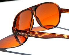 0521fcdc394 BluBlocker Sunglasses - Demi Tortoise color. As seen in  The Hangover  100%