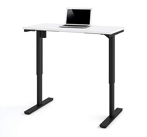 Melamine Finish - Bestar Bestar Electric Height Adjustable Table - 24