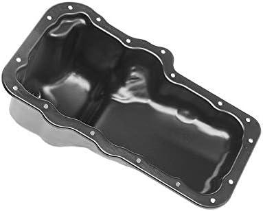 53021779AB Engine Oil Pan compatible with 3.7L DODGE 04-05 DAKOTA 07-12 NITRO 02-10 RAM 1500 JEEP 02-13 LIBERTY RAM 11-12 1500 replaces 53021000AB 53021779AC CRP33A 53021000AD 53021000AC