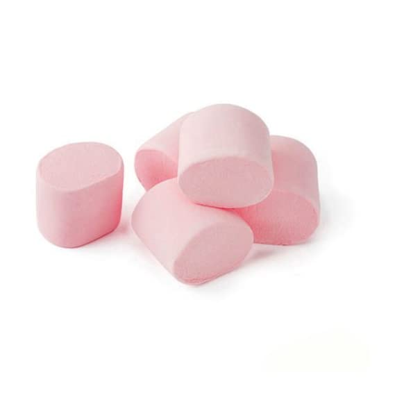 House of Candy Marshmallows, Weight 100 grams (Pink)