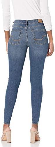Signature through Levi Strauss & Co. Gold Label Women's Modern-Skinny Jean