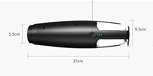 Gooyshqi HCYOZ-CAIXCQ aspirateur Voiture, Roman-Handheld Aspirateur, sans Fil de Poche Aspirateur à Puissance d\'aspiration 7kPa Wet Dry léger Rechargeable 2200M