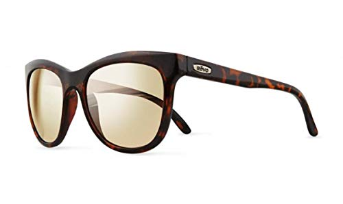 5af81c997a Revo Unisex RE 1069 Leigh Cat Eye Polarized UV Protection Sunglasses  Cateye