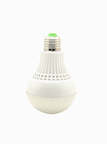 5V 6V Screw Medium Base LED Light Bulb For 5 Volt 6 Volt Battery Power Source Cool White 6000K DIY Project Bike Bicycle Go Kart Parade Float Carnival Fair Podium (Miniature Atv)