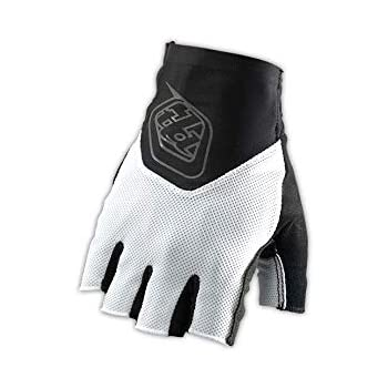 Troy Lee Designs Ace Mens Bike Sports BMX Gloves Black 2X-Large
