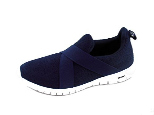 Mtng - Jogging Elasticos para hombres, talla 42, color Azul