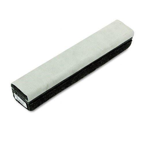 Quartet : Deluxe Chalkboard Eraser/Cleaner, Laminated Felt, 12w x 2d x 1 5/8h -:- Sold as 2 Packs of - 1 - / - Total of 2 (Qrt807222 Deluxe Chalkboard Eraser)