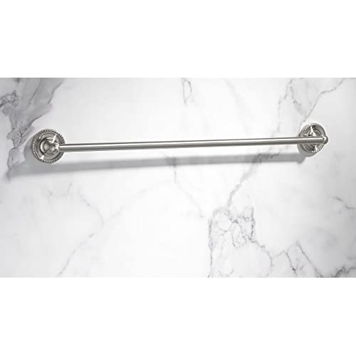"chic Richelieu Hardware NB1082449 Cambridge Collection Towel Bar, 25-5/8"", Brushed Nickel"