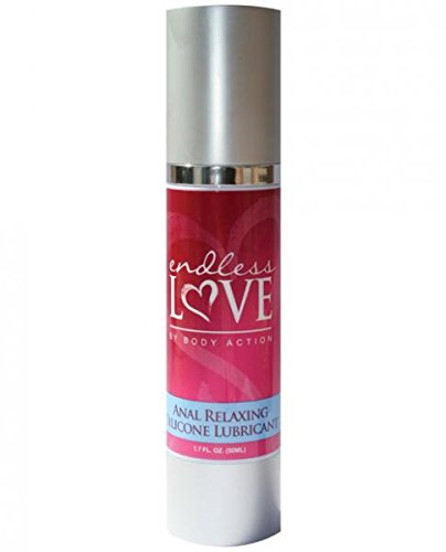 Endless Love Relaxing Anal Silicone Lubricant 1.7oz