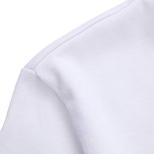 LIULINUIJ Camiseta De Mujer Super Lindo Pug Moda Animal Camiseta Mujeres Pug Impresi/ón De Chihuahua T-Shirt Verano tee Tops