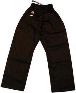 PLAYWELL Pantalon de kung fu 100% coton - coupe droite