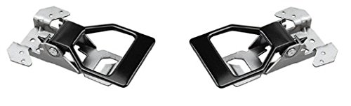 DELPA CL4664 > L + R Inside Interior Inner Door Handles Fits: GM Chevrolet Pontiac Camaro Firebird Trans Am Grand Am