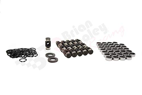 (Brian Tooley LS1 Rocker Arm Trunion & Bolt Kit 4.8 5.3 5.7 6.0 6.2 Trunnion BTR)