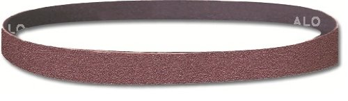 2 Inch X 42 Inch 120 Grit Cloth Sanding Edge Narrow Belts - 10 Pack Fandeli Deer Fos 2 x 42 120 Grit