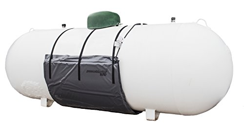 Powerblanket Lite PBL500 Propane Tank Heating Blanket, Fits 500-gallon Horizontal Gas Tank, 720 Watts, 100 F ()