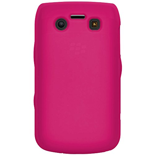 Amzer Silicone Skin Jelly Case for BlackBerry Bold 9700/Onyx 9700 - Hot ()