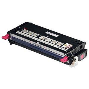 (Dell Genuine Brand Name, OEM RF013 High Yield Magenta Toner Cartridge (8K YLD) (3108096 3108399) for 3110CN, 3115CN Printers)