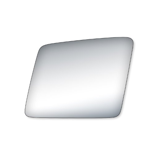 Gmc S15 Pickup Mirror - Fit System 99002 Chevrolet/GMC/Oldsmobile Driver/Passenger Side Replacement Mirror Glass