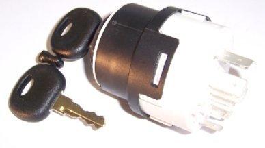 Z/ündschalter Startschalter KM 10 11 0005 mit 2 Schl/üssel Typ A 14603 KM 10 11 0008; Same Deutz Fahr 01179002 Z/ündschloss
