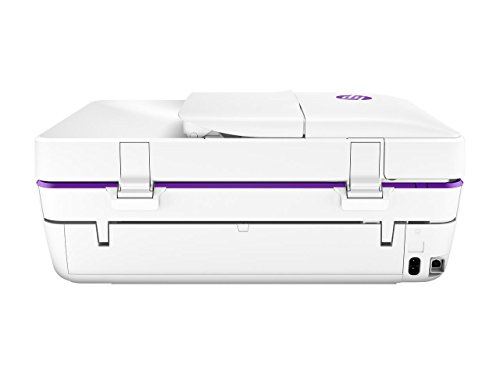 HP OfficeJet 4650 Wireless All-in-One Photo Printer, in White and Purple (Certified Refurbished) by HP (Image #6)