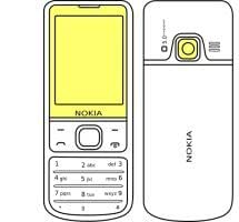 Martin Fields Overlay Plus Screen Protector (Nokia 6700 Classic) - Includes Camera Lens Protector