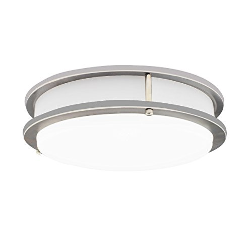 Giantex Round Flush Ceiling 1500lm
