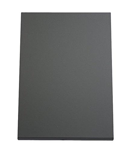 American Metalcraft TBABLA5 Table Top Chalkboard, 8-1/4'' H by American Metalcraft