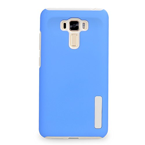 Slim Armor TPU Case for Asus Zenfone 2 (Blue) - 9