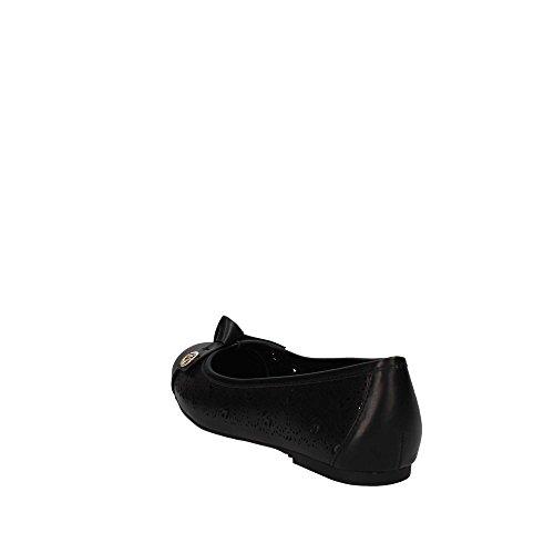 41 0593 Gattinoni Donna 35 Ballerine Black wBT461T