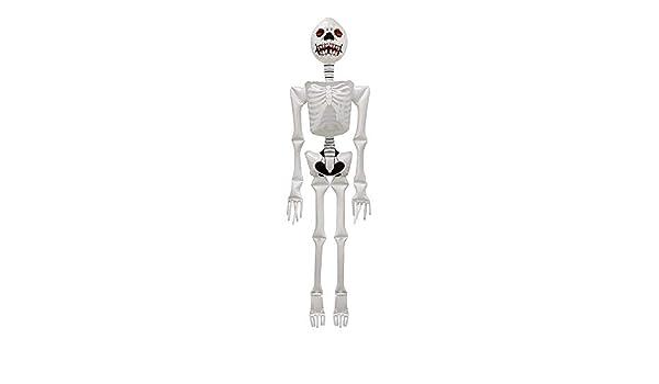 3x Hinchable Esqueleto Halloween 183cm Grande Decoración Fiesta ...