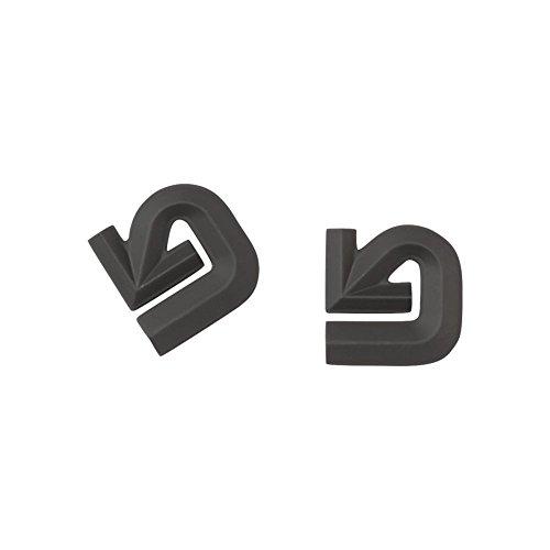 Burton Aluminum Logo Mat (Burton Aluminum Logo Mats, Black)