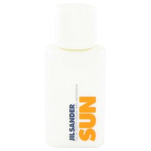 Jil Sander Sun Perfume By JIL SANDER 2.5 oz Eau De Toilette Spray (Tester) FOR WOMEN