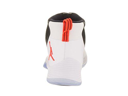 Scarpe Jordan – Ultra Fly 2 bianco/nero/rosso formato: 44.5