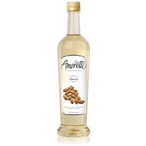 Amoretti Premium Syrup, Almond Orgeat, 25.4 Ounce