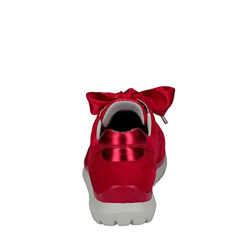 À Ville Femme Lacets Chaussures De Gabor Pour Rouge EqtnSv