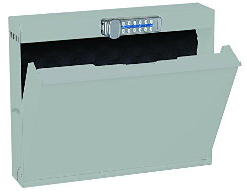 Datum Storage LTL-2C-T47 Intellerum Laptop Locker with Digital Lock, Light Gray