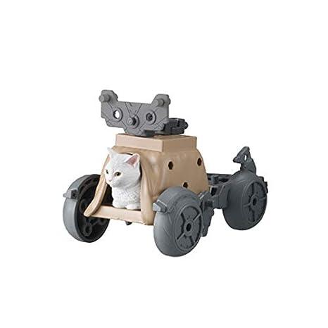 Amazoncom Neko Busou 2 Nami Mori Bandai Fierce War Cats Model Kit