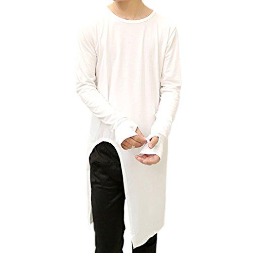 mens xs white tshirt package - 8