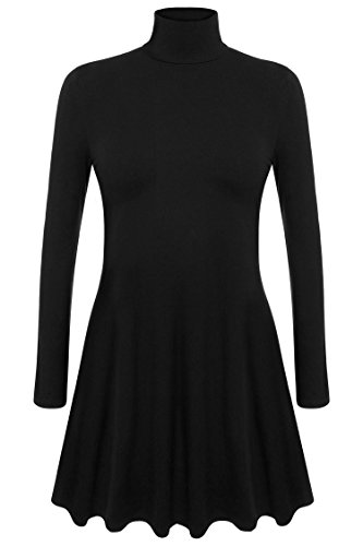 Meaneor Womens Solid Sleeve Casual