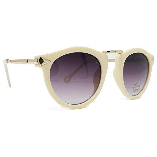 FRILLS Retro Wayfarer Kids Polarized Girls Sunglasses for Baby and Children Age 3-12 - - Polarized Sunglasses Ratings
