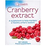 Cymalon Cranberry Extract Tablets - Pack of 60 Tablets