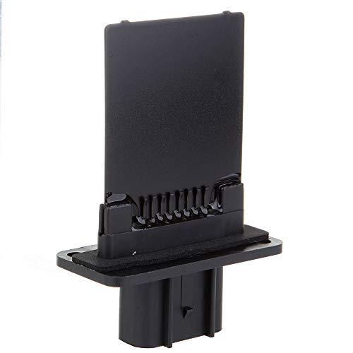 cciyu HVAC Blower Motor Resistor Fan Heating and Air Conditioning Blower Motor Resistor AC Blower Control Module fit for Nissan Armada/Frontier/Pathfinder/Quest/Titan/Xterra