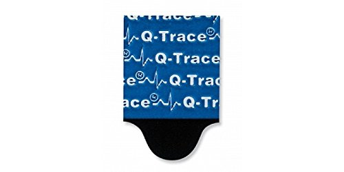 Ecg Tab - Kendall Resting ECG Tab Electrode 5400 Q-Trace - Case of 1000