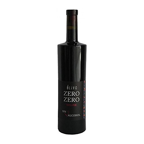 Élivo Zero Zero Deluxe Red Non-Alcoholic Red Wine 750ml